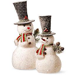 National Tree Company 2-Piece Snowman Set