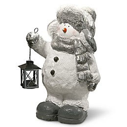 National Tree Company 16-Inch Snowman Christmas Decoration
