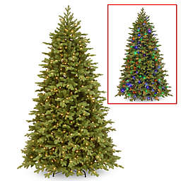 National Tree Company 7-1/2-Foot Pre-Lit PowerConnect Princeton Fraser Fir Artificial Christmas Tree
