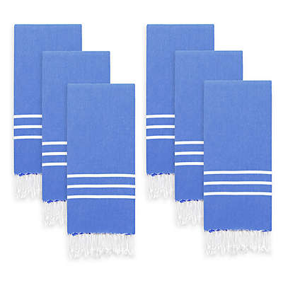 Linum Home Textiles Alara Kitchen Towels (Set of 4)