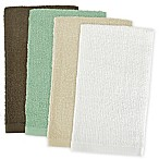 Design Imports 4-Pack Bar Mop Dish Towels in Natural
