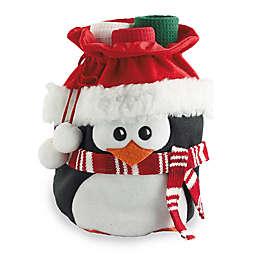 Design Imports Penguin Kitchen Towel Gift Set