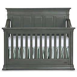 evolur™ Napoli 5-in-1 Convertible Crib in Distressed Slate