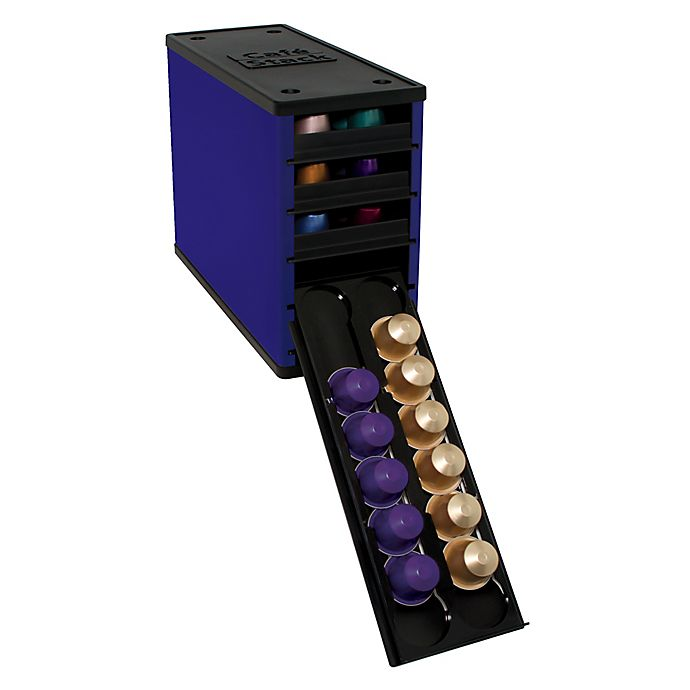 Alternate image 1 for YouCopia® CaféStack® Nespresso Pod Storage and Cabinet Organizer