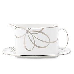 kate spade new york Belle Boulevard™ Gravy Boat with Stand