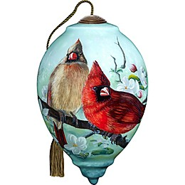 Ne'Qwa Orchard Cardinals Christmas Ornament