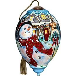 Ne'Qwa Old Fashioned Christmas Ornament