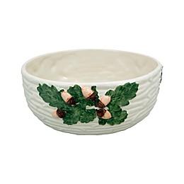 Bordallo Pinheiro Acorns Salad Bowl