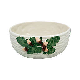 Bordallo Pinheiro Acorns Salad Bowl