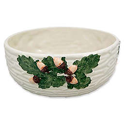 Bordallo Pinheiro Acorns Cereal Bowls (Set of 4)
