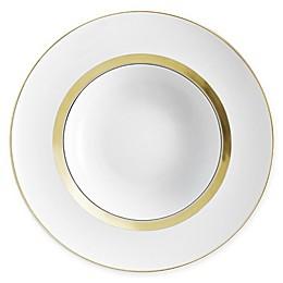 Vista Alegre Domo Gold Rim Soup Bowls (Set of 4)