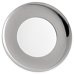 Vista Alegre Domo Platinum Charger Plate