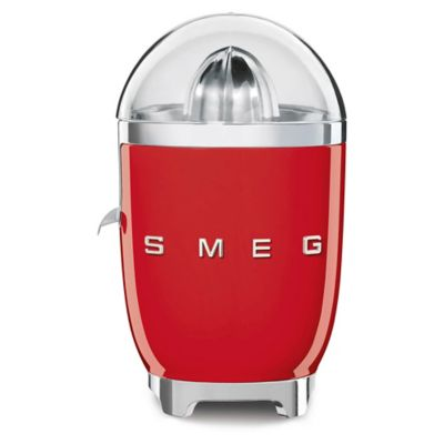 Smeg 50's Retro Style Citrus Juicer In Black by Bed Bath And Beyond