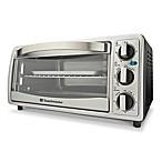 Toastmaster Stainless Steel 6-Slice Toaster Oven