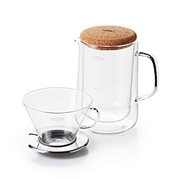 OXO Good Grips® Glass Pour-Over Set