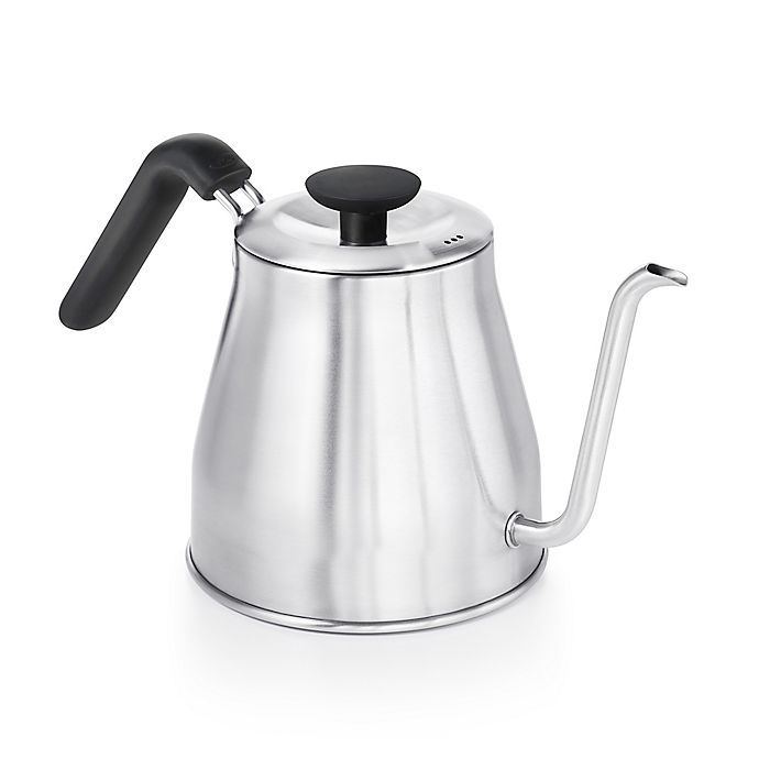 Alternate image 1 for OXO Brew Pour-Over Stainless Steel Kettle