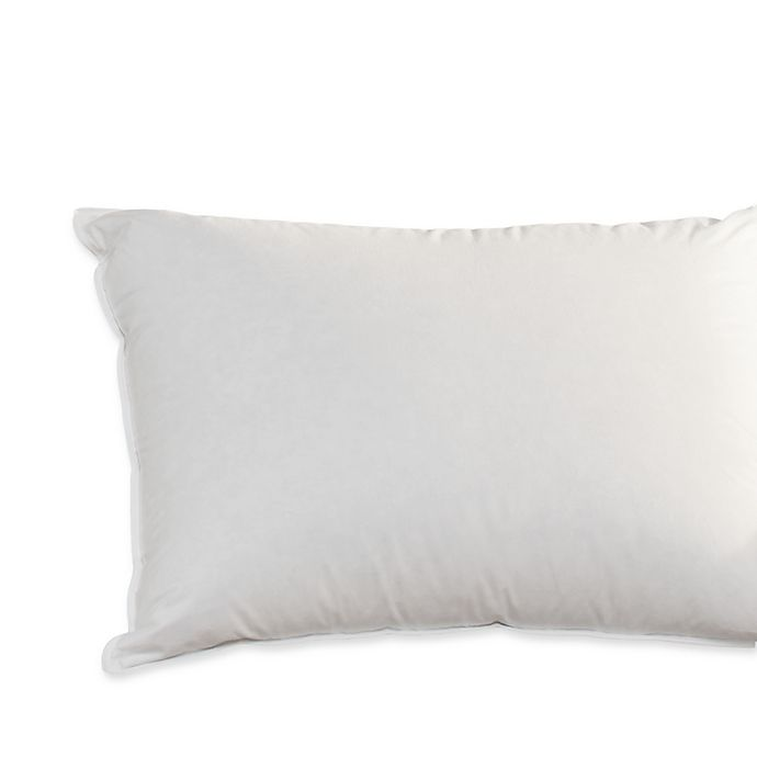 Alternate image 1 for Restful Nights® Down Standard Pillow
