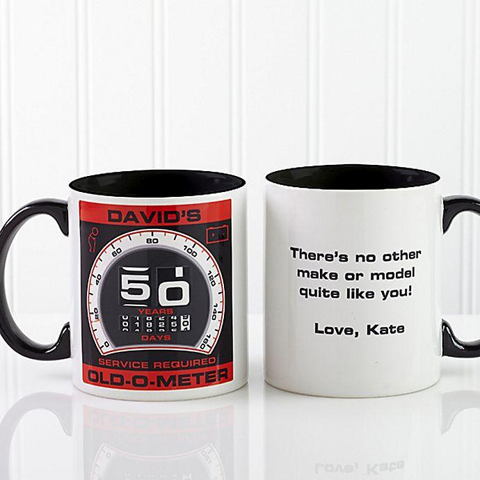 Alternate image 1 for Birthday Oldometer Coffee Mug