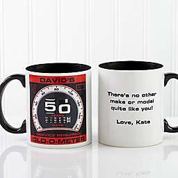 Birthday Oldometer Coffee Mug