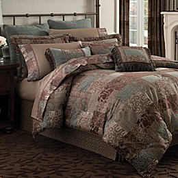 Croscill® Galleria Comforter Set in Chocolate