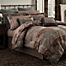 Part of the Croscill® Galleria Comforter Set in Chocolate