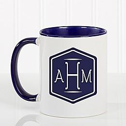 Classic Monogram Coffee Mug
