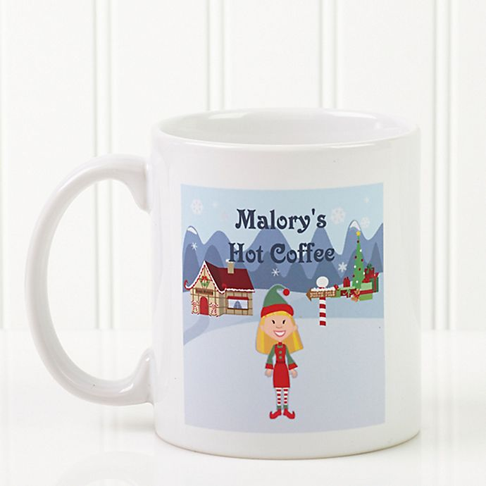 Alternate image 1 for Family Character 11 oz. Coffee Mug in White
