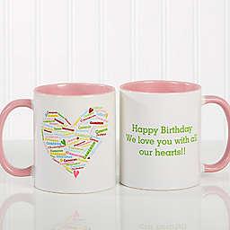 Her Heart of Love Coffee Mug