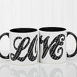 LOVE Sweethearts Coffee Mug