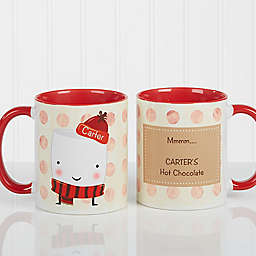 Marshmallow Coffee Mugs