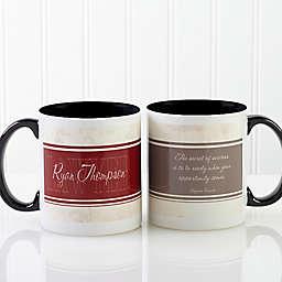 Name Your Career Coffee Mug