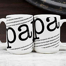 Our Special Guy 15 oz. Coffee Mug in White