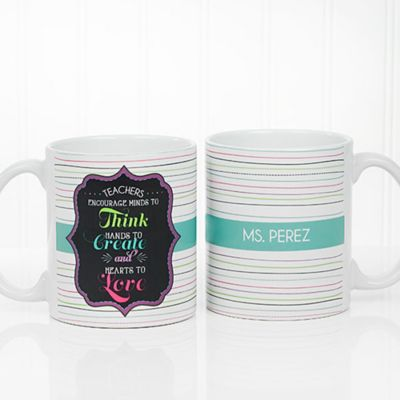 teacher quotes oz coffee mug in white bed bath and beyond