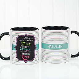 Teacher Quotes Coffee Mug