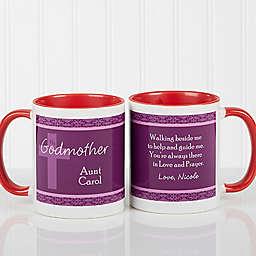To My Godparents Coffee Mug