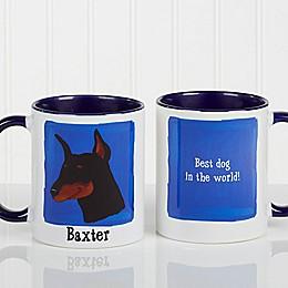 Top Dog Breeds Coffee Mug