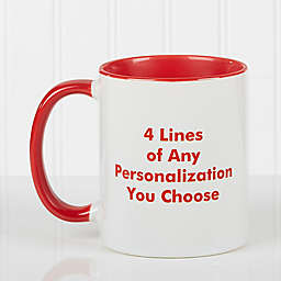 You Name It Coffee Mug