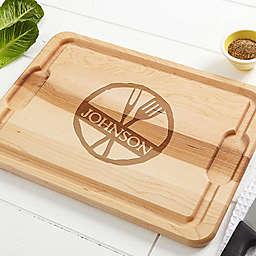 Family Brand 12-Inch x 17-Inch Maple Cutting Board