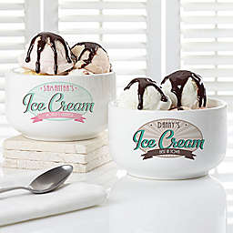 Ice Cream Shoppe 14 oz. Bowl