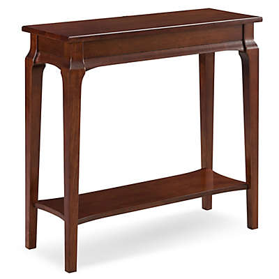 Leick Home Stratus Hall Stand with Chocolate Cherry Finish