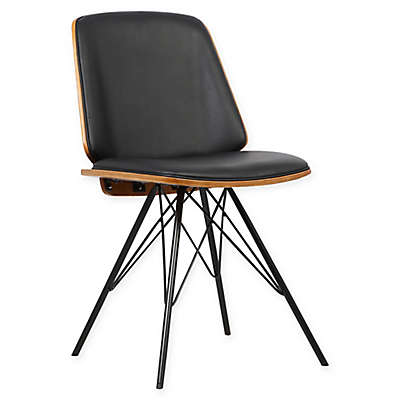 Armen Living Inez Upholstered Dining Chair