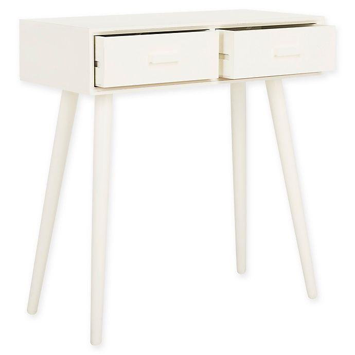 Alternate image 1 for Safavieh Dean 2-Drawer Vanity Desk