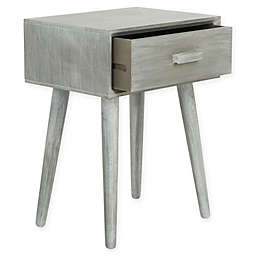 Safavieh Lyle Accent Table in Slate Grey