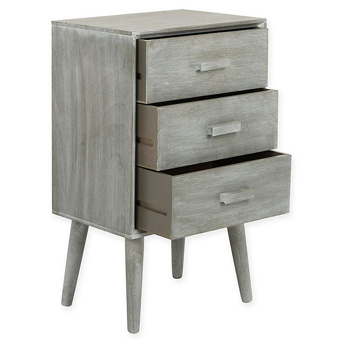 Alternate image 1 for Safavieh Pomona 3-Drawer Chest