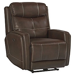 Standard Furniture Granger Power Recliner/Glider in Brown