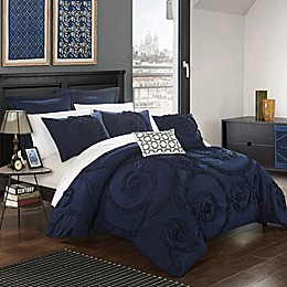Chic Home Rosalinda 7-Piece Comforter Set
