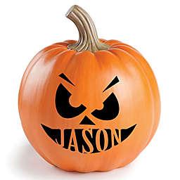Pumpkin Face 2