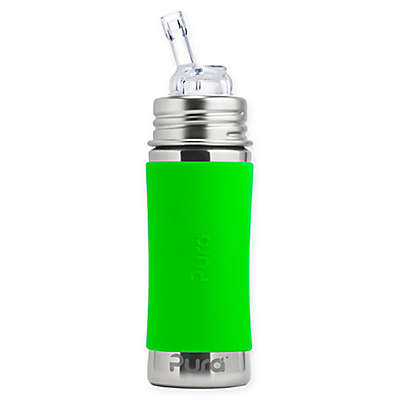 Pura Kiki® 11 oz. Straw Water Bottle