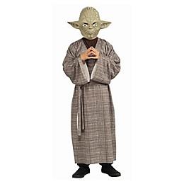 Star Wars Yoda Deluxe Child's Halloween Costume