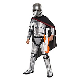 Star Wars VII Captain Phasma Deluxe Child's Halloween Costume